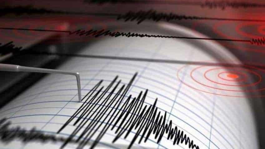 Earthquake in Maharashtra: Tremors of 3.5 magnitude felt at Palghar