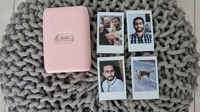Fujifilm Instax Mini Link printer review: A mobile photographer's delight