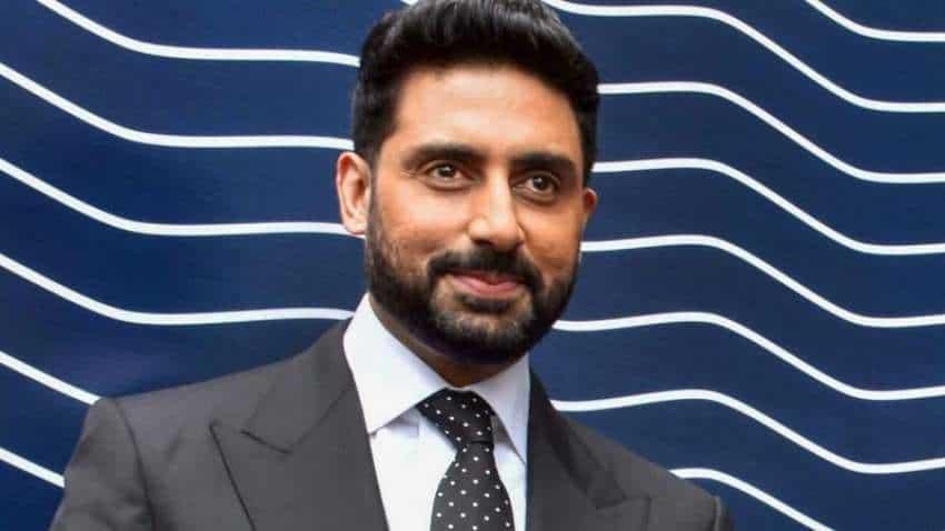 Covid-19: Abhishek Bachchan: Please wear mask, keep social distance