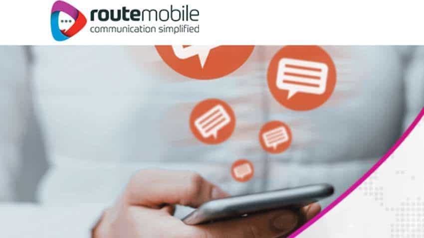 Big boost for Route Mobile IPO! Rs 180 cr are already here from anchor investors