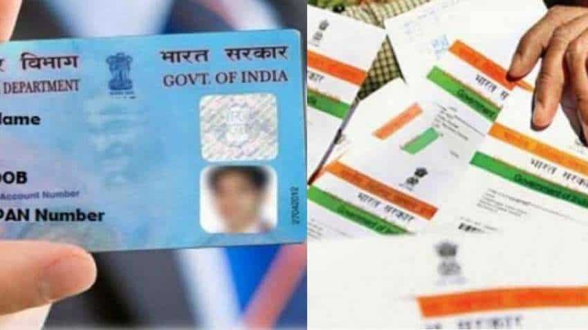 32.71 cr PANs linked with Aadhaar - Check last date of linking permanent account number with biometric ID