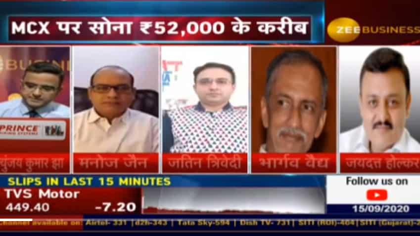 Gold Price Today: Yellow metal to climb Rs 53,000 peak; experts unveil this money-making strategy