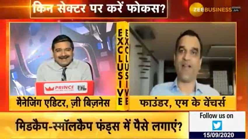Madhu Kela hails Anil Singhvi for Zee Business coverage, research and panel of experts