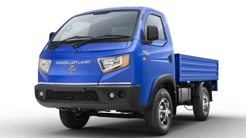 Ashok Leyland launches Bada Dost; new LCV packs BS-VI engine