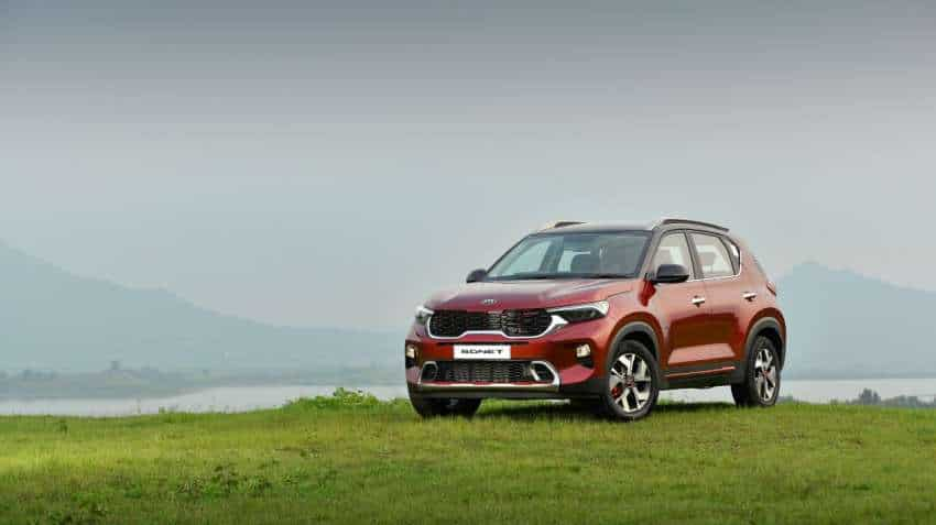 Kia Sonet launched in India today; price starts at Rs 6.71 lakh
