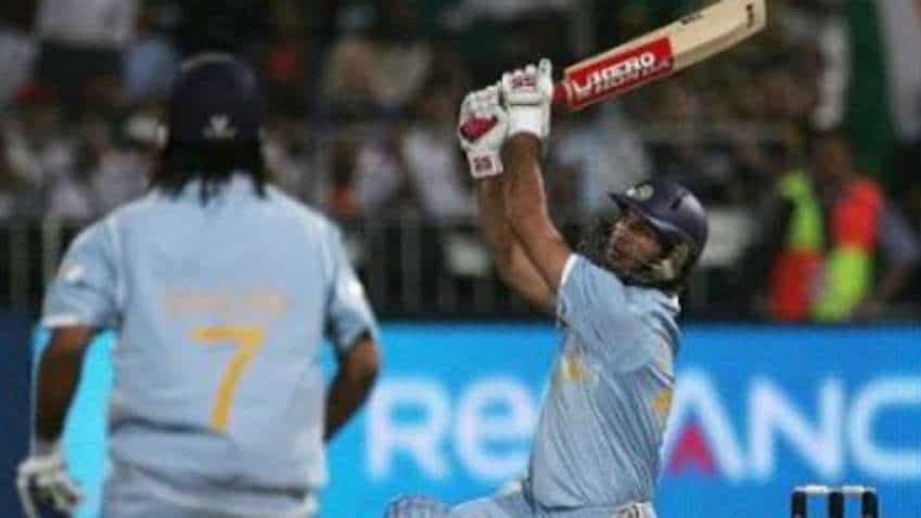 This day in 2007: Yuvraj Singh hit English pacer Broad for six 6s in Durban
