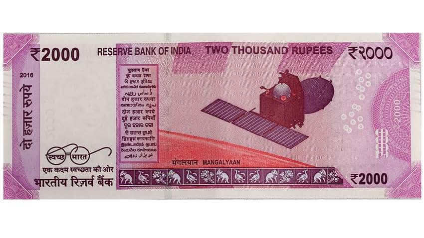 Rs 2000 note news: Officially confirmed! To be discontinued or not? Modi government says this