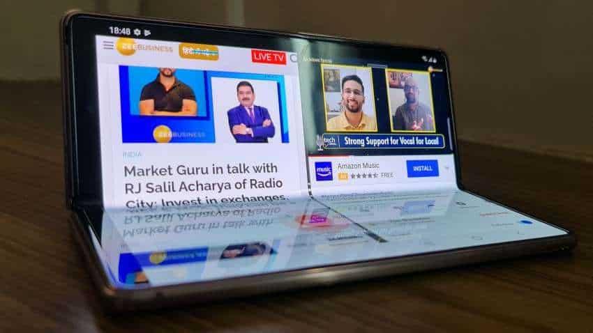 Samsung Galaxy Z Fold 2 first impressions: Making smartphones fun, again!