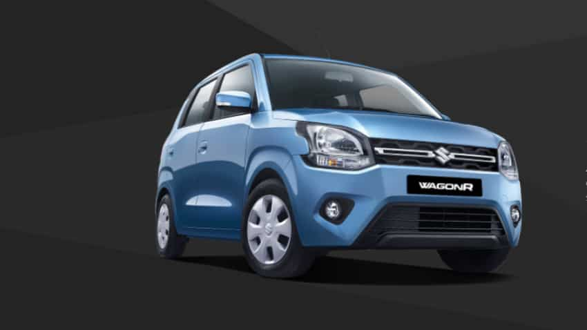 Maruti WagonR CNG version crosses 3 lakh cumulative sales mark