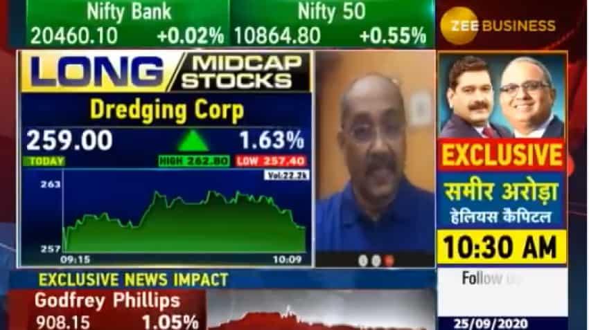 Mid-cap Picks With Anil Singhvi: DCI, Raymond and KEC International are 3 top stocks to buy now, says Ambareesh Baliga
