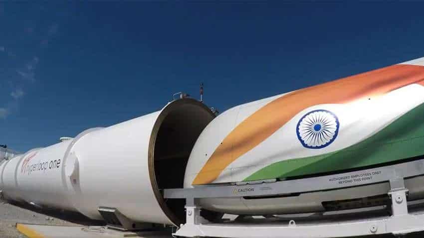 Feasibility study! Bangalore International Airport Limited (BIAL), Virgin Hyperloop sign MoU