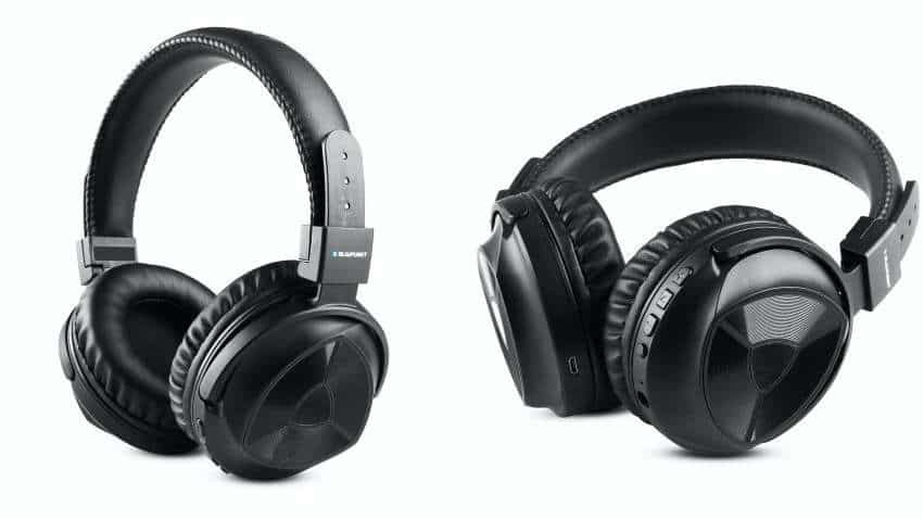 Blaupunkt BH11 wireless headphones with 24-hour battery life launched at Rs 2099