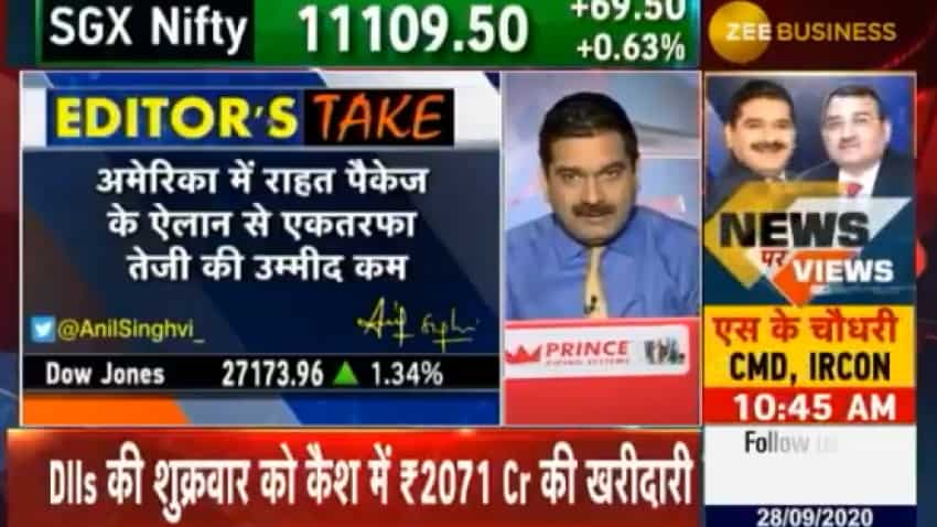 Stock market: Top 2 mistakes that you must not make in October - Anil Singhvi explains