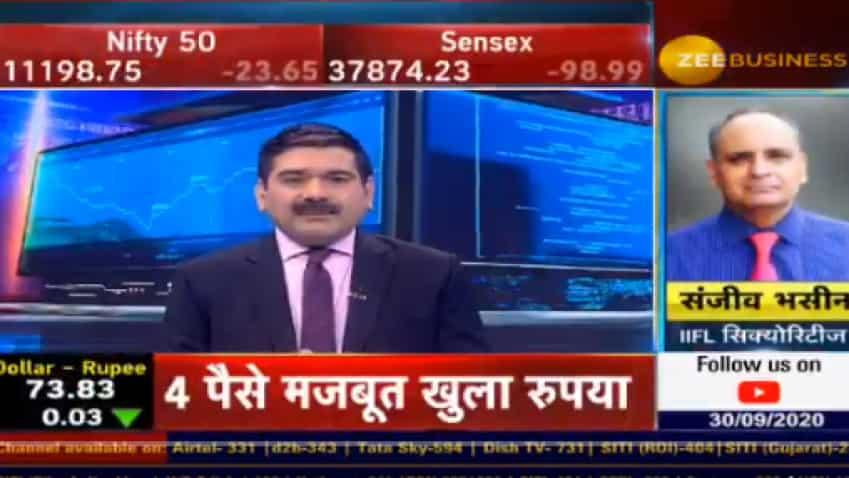 Stocks To Buy With Anil Singhvi: NMDC, Bharti Airtel are top picks for analyst Sanjiv Bhasin; says bullish on Nifty