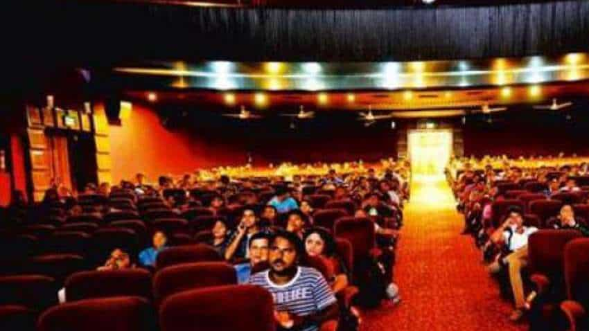Big news for movie lovers! Cinema halls to re-open from October 15 with 50 pct capacity