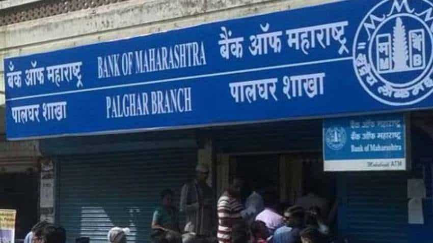 Bank of Maharashtra waives processing fee for retail loans
