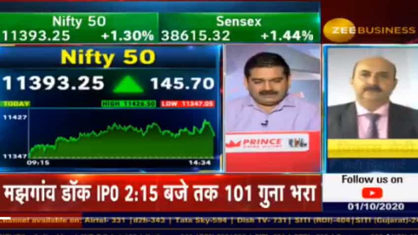 Top Stock Picks With Anil Singhvi: Buy Grindwell Norton shares for smart returns, says Vikas Sethi