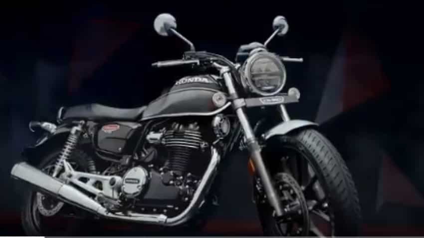 Honda Cruiser bike H'Ness CB 350: Priced at Rs 1.9 lakh, here is what you get