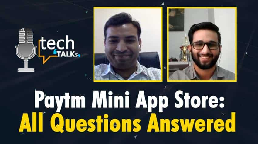 Paytm VP Narendra Yadav EXCLUSIVE on Mini App Store, timing of launch, Google's new payment policy, developers' reception, more
