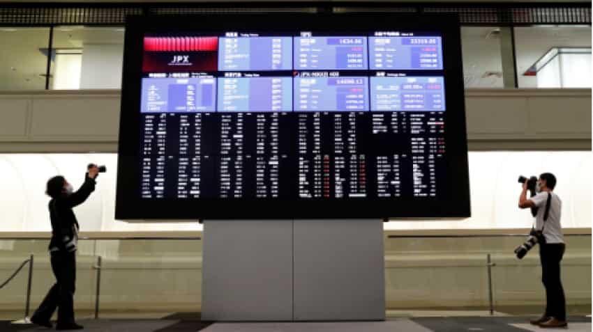 Global Markets: Asian stocks set to dip after US halts stimulus talks