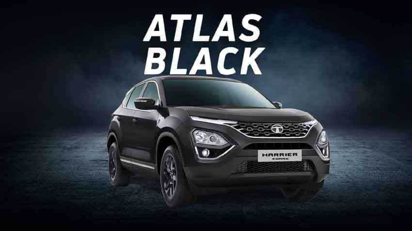 Launched! Tata Harrier Dark Edition XT, XT+ price starts from Rs 16.50 lakh — check all details