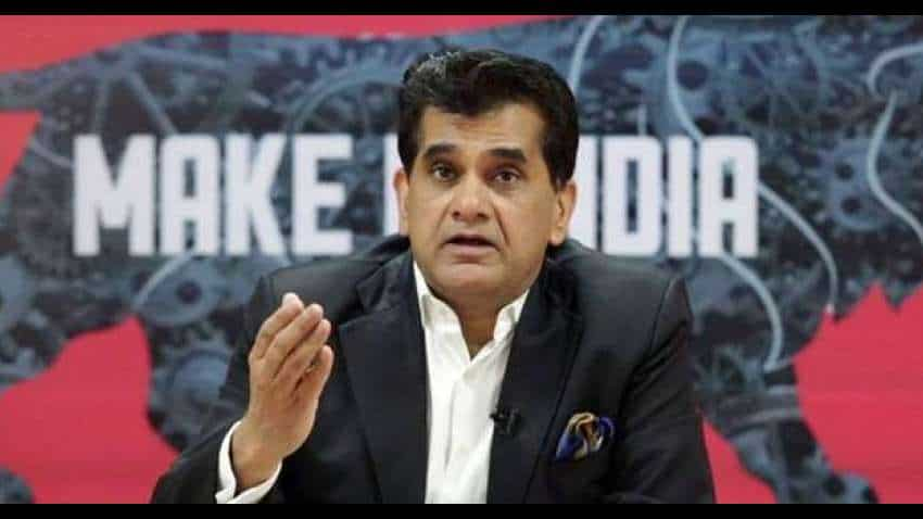 India's massive digital footprint biggest strength for AI development: NITI Aayog CEO Amitabh Kant