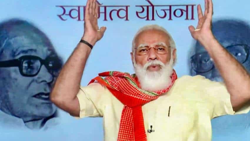 SWAMITVA Scheme: Historic move to transform rural India! Another major step towards PM Narendra Modi's Aatmanirbhar Bharat