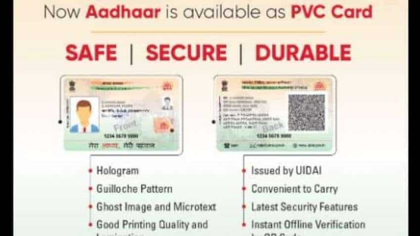 EXPLAINED: New Aadhaar PVC Card from UIDAI – Security features, fee, status tracking, other details