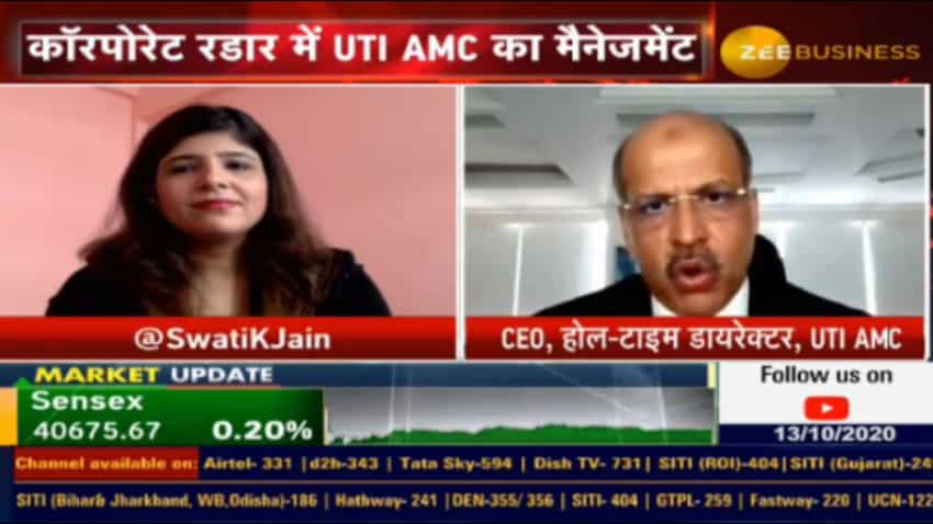 UTI AMC will launch Small Cap Fund & Focused Equity fund, soon: Imtaiyazur Rahman, CEO & Whole-time Director