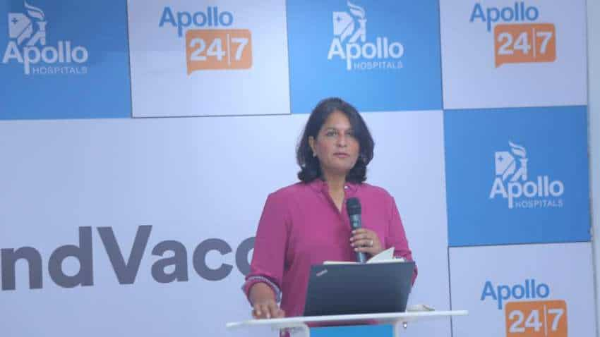 Covid-19 alert! 1 million vaccines daily - Apollo Hospitals makes big announcement