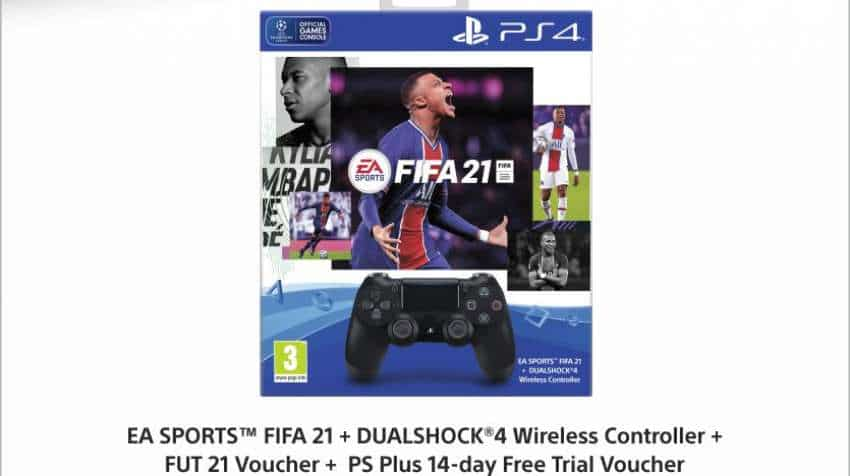 Sony PS4 DualShock 4 Controller FIFA 21 bundle now available in India: Check price