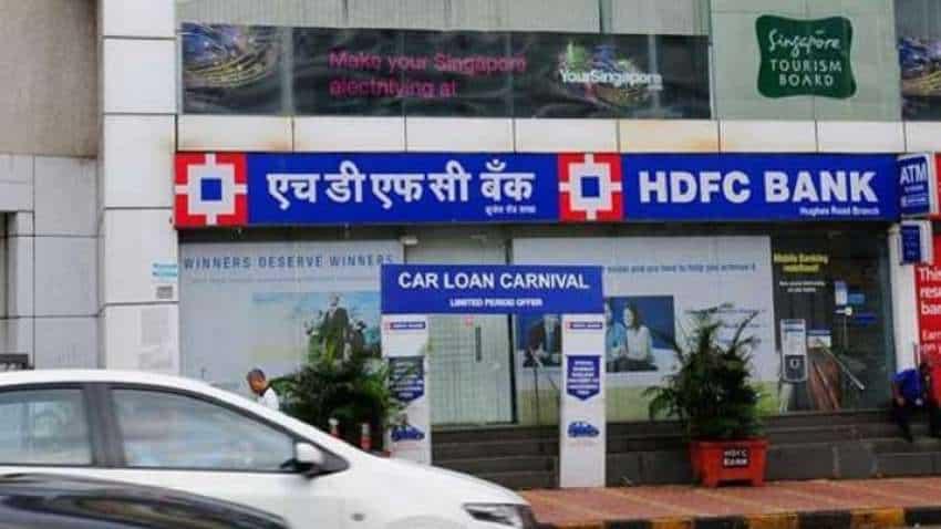 HDFC Bank Q2 2020 result: Net profit rises 16 pct to Rs 7,703 cr