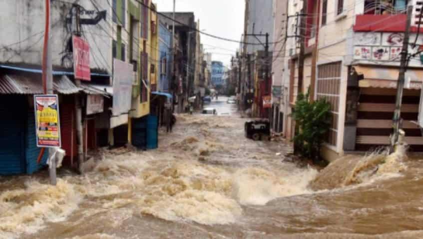 Telangana, Karnataka rain: Flood situation grim in parts of both states
