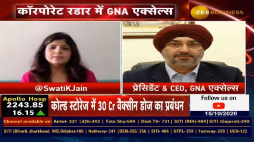 I am bullish on the domestic market and expect a positive trend can be seen in Q3 & Q4: Ranbir Singh, GNA Axles