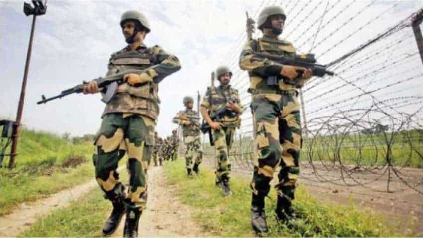 BSF, CISF recruitment: 30,000 candidates participated in written exam in Jammu and Kashmir, Ladakh