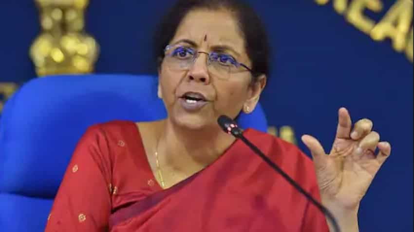 Another round of economic stimulus not off the table: FM Nirmala Sitharaman