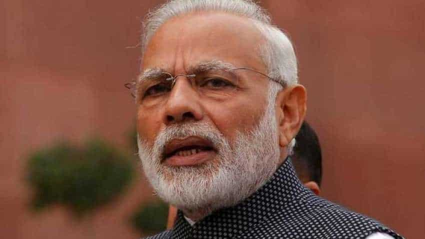 PM Modi to address the nation at 6 pm today evening