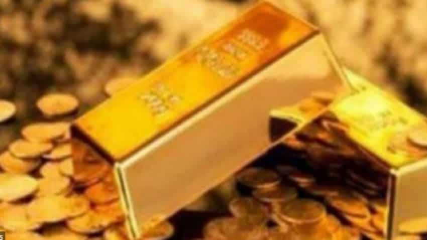 Gold price today: Yellow metal declines Rs 268; silver tanks Rs 1,126