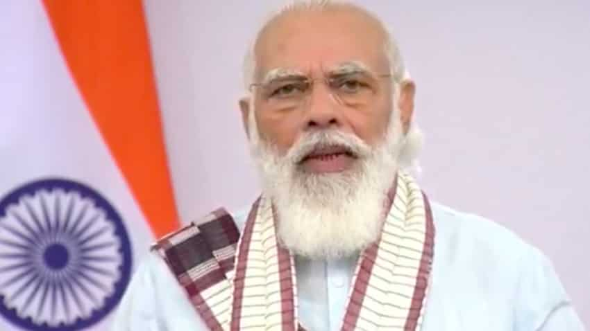 PM Narendra Modi says this is not the time to be careless, virus still out there
