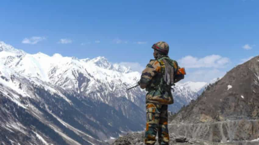 Indian Army hands back Chinese soldier who strayed across LAC