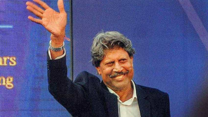 Legendary Indian cricketer Kapil Dev admitted to hospital, undergoes coronary angioplasty after complaining of chest pain