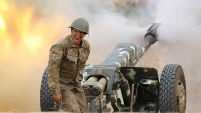 Humanitarian ceasefire in Nagorno-Karabakh to take effect on Monday