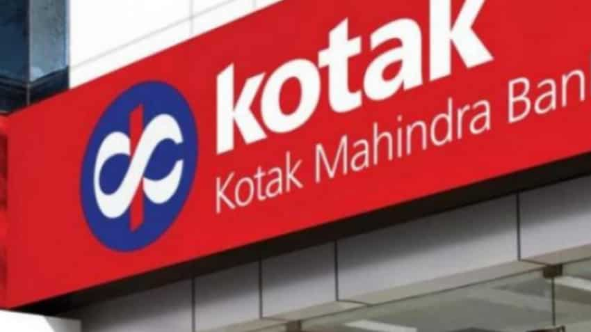 Kotak Mahindra Bank shares gain over 2 pc after Q2 results