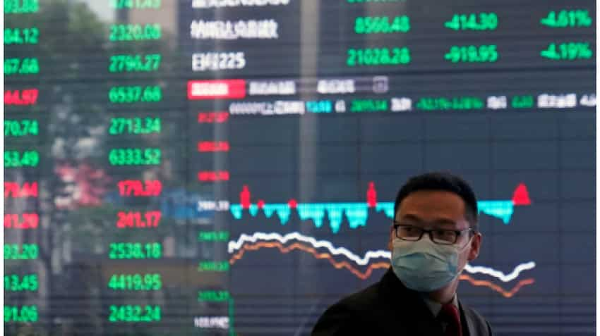Asian shares hit by surging coronavirus cases, U.S. stimulus woes