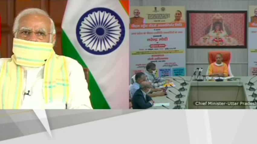 PM Narendra Modi interacts with beneficiaries of PM SVANidhi Scheme, disburses loans to 3 lakh vendors