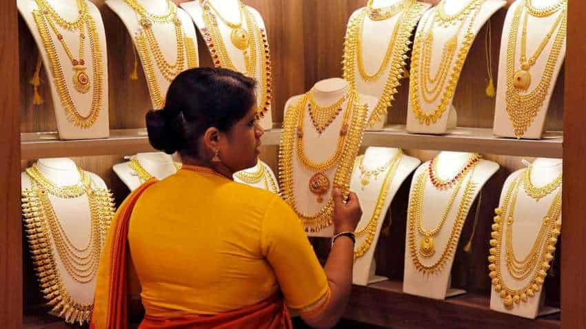 Bullion Price Outlook Today: Gold gains as dollar slips; Know expert's strategy to trade in MCX Gold, Silver!