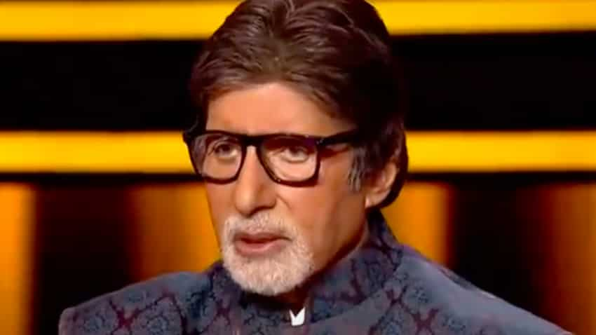Kaun Banega Crorepati 12: Can you answer this Rs 40,000 KBC question that made this contestant use all his lifelines?