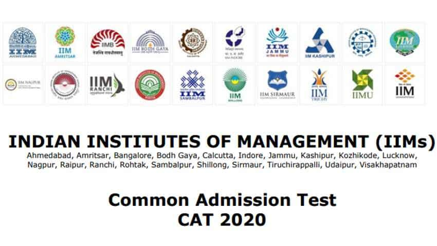 CAT Admit Card 2020: RELEASED at iimcat.ac.in - Check how to download hall ticket
