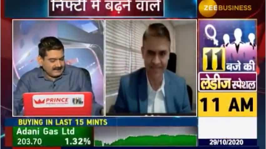 Mid-cap Picks with Anil Singhvi: Hemang Jani picks Mphasis, Crompton Greaves Consumer, Granules India for good returns