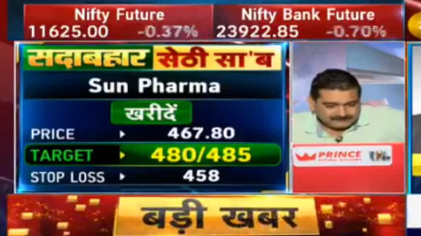 In chat with Anil Singhvi, analyst Vikas Sethi picks Divi's Lab, Sun Pharma as top buys; Know what works for the two